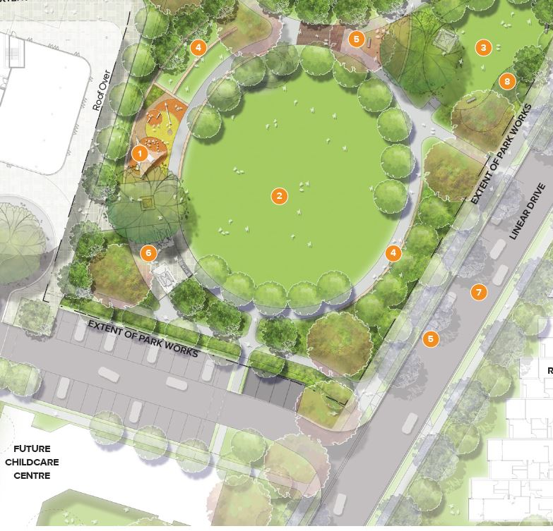 Childcare Centre & Recreational Parkland – Anzac Avenue, Mango Hill