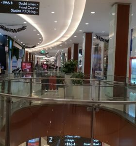 Major Refurbishments & Large Retail Stores – Indooroopilly Shopping Centre