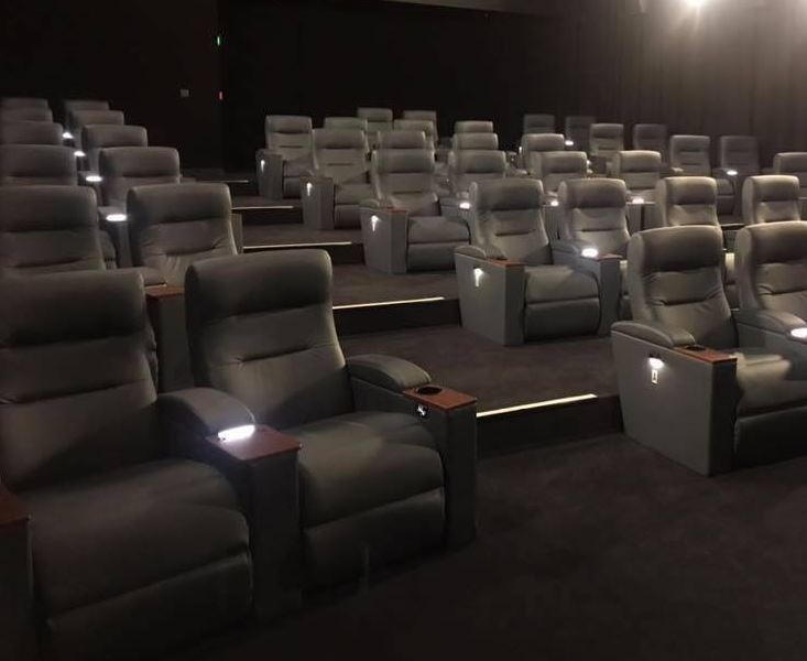 Event Cinema Upgrades – UPSTAIRS, Toombul Shopping Centre