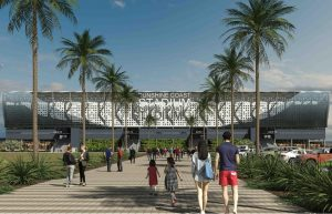 $68 Million Sunshine Coast Stadium Expansion – Kawana Sports Precinct