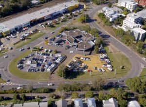 Roundabout Intersection Upgrade – Moggill Road, Indooroopilly