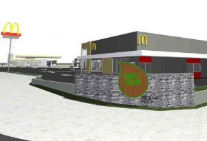 McDonalds Restaurant – Eden's Crossing Neighbourhood Centre, Redbank Plains