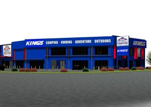 Kings 4WD Showroom & Warehouse – Kremzow Road, Brendale