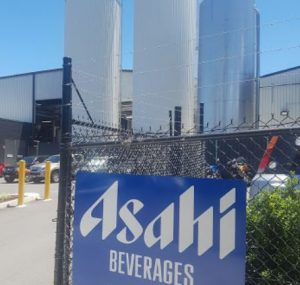 Asahi Beverages Expansion – Wulkuraka, Ipswich