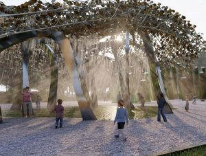 $8 Million Solar Trees Project – Ross Creek, Townsville CBD