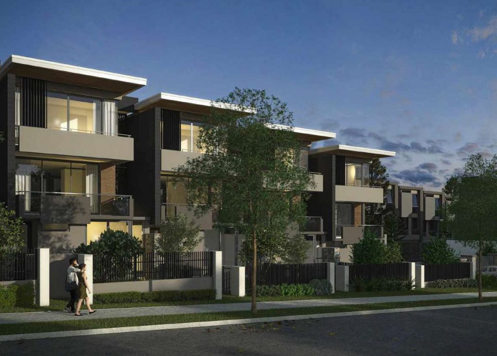 79 Townhouses – Gardner Road, Rochedale