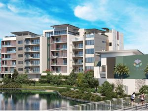 Residential, Childcare Centre & Health Care – Maroochy Boulevard, Maroochydore