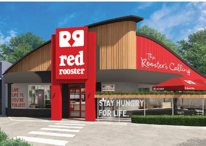 Red Rooster Upgrade – Old Cleveland Road, Camp Hill