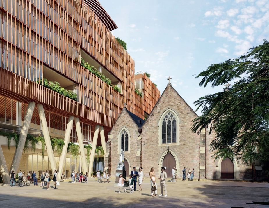 Office Tower & Function Space – Morgan Street, Fortitude Valley