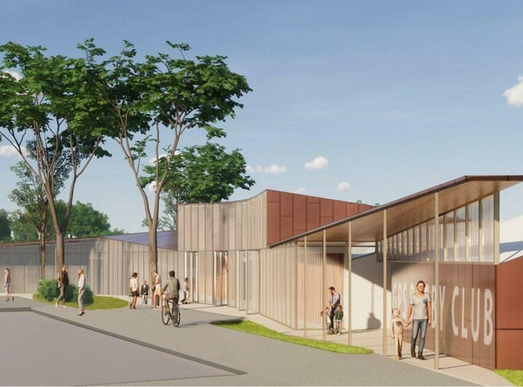 GPS Rugby & Valleys Cricket Clubhouse Expansion – Yoku Road, Ashgrove