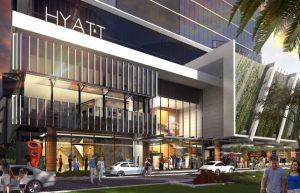 Hyatt Place – South City Square, Woollongabba