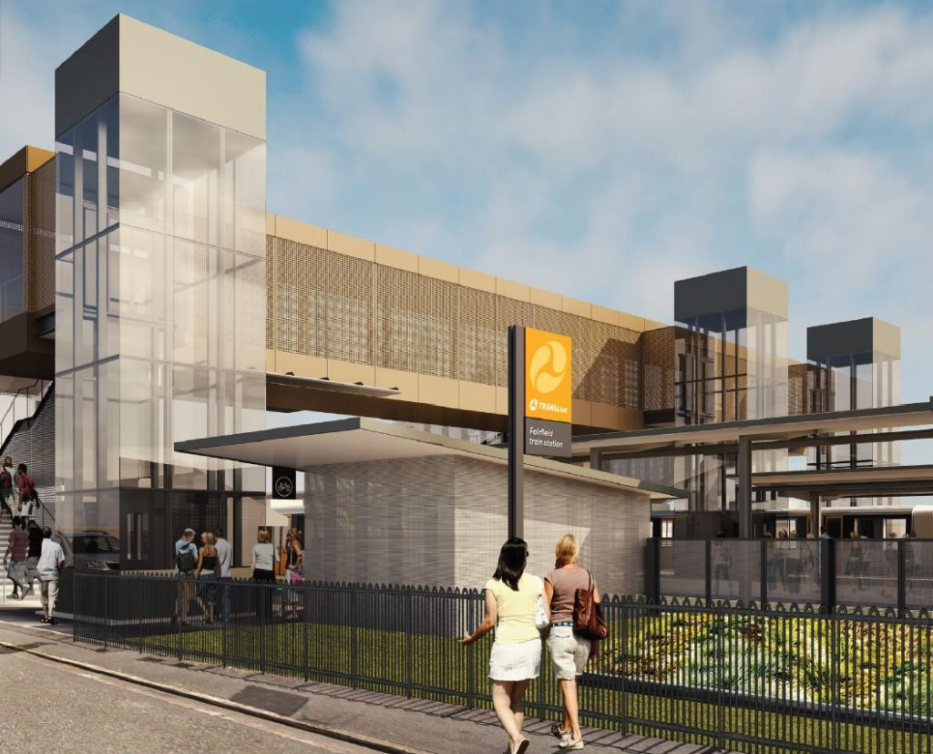 Train Station Accessibility Upgrades – Brisbane Southside