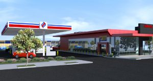 Liberty Service Station – Oxley Avenue, Margate