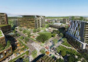 $1.5 Billion Town Centre Masterplan – Ripley, Ipswich