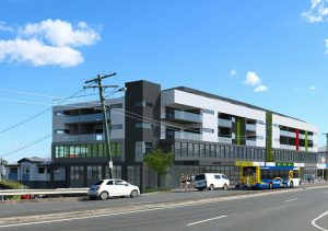 Mixed Use Development – Old Cleveland Road, Camp Hill