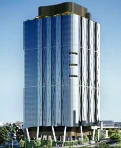 Commercial Office Building – Eagle Terrace, Brisbane City