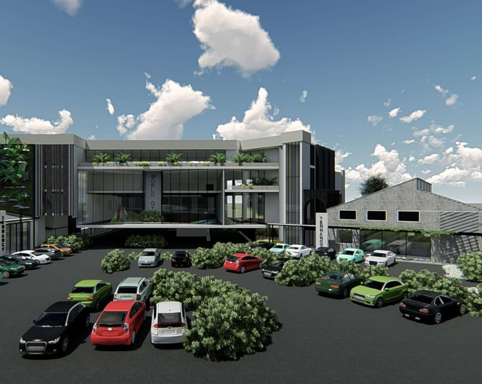 World Gym, Childcare Centre, Medical Centre & Retail – Nellie Street, Nundah