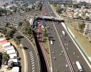 $749 Million Pacific Motorway & Busway Upgrade – Eight Mile Plains to Daisy Hill