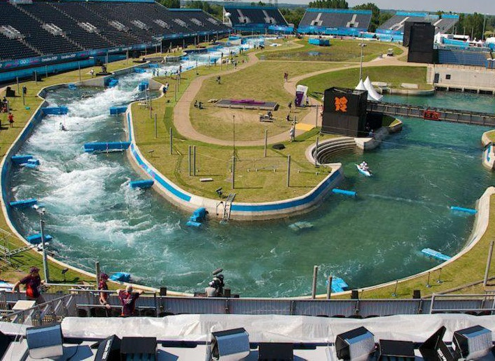 $65 Million Whitewater Adventure Park – Logan