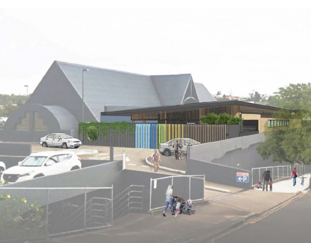 Childcare Centre – Logan Road, Greenslopes Mall