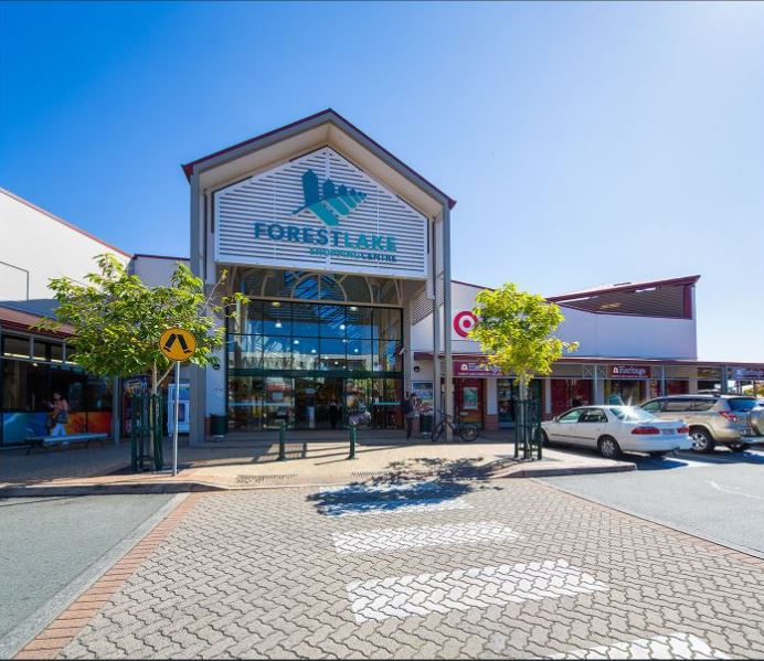 ALDI Extension, Retail & Refurbishments – Forest Lake Shopping Centre