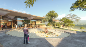 $4.5 Million Minjerribah Cultural Centre – North Stradbroke Island