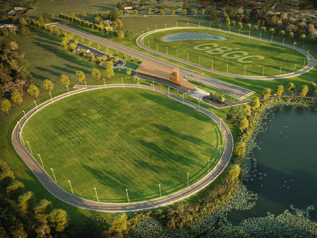 $40 Million Greyhound Racing Centre – Purga, Ipswich