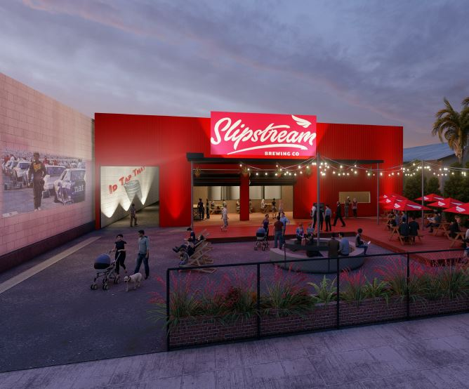Slipstream Brewery Extension – Wilkie Street, Yeerongpilly