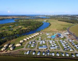 Rivershore Tourist Resort Expansion – David Low Way, Sunshine Coast