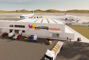 Construction Begins – Regional Trade Distribution Centre – Wellcamp Airport, Toowoomba