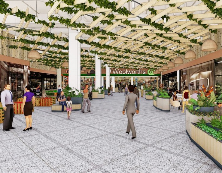 $60 Million Refurbishment & New Retail – Cairns Central Shopping Centre