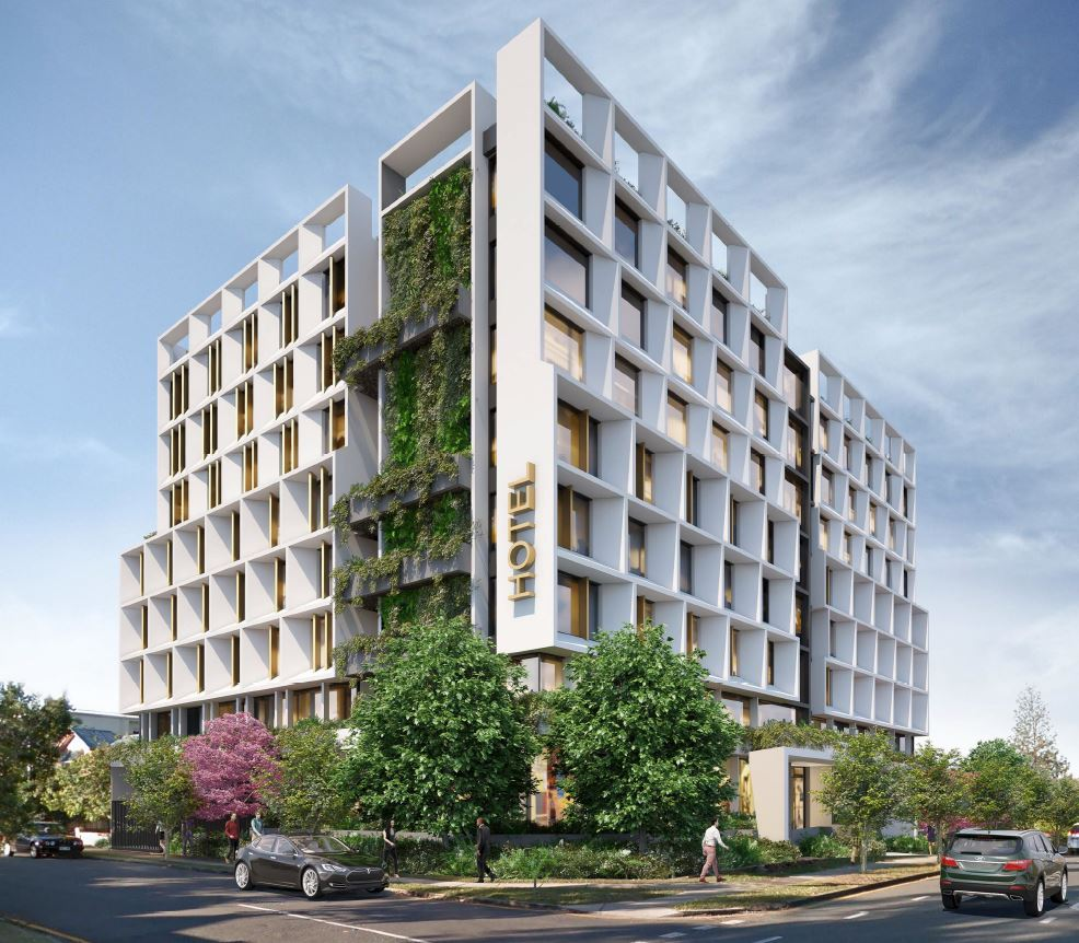 Hotel Development – Hamilton Road, Chermside