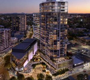 Approved – $450 Million Town Centre – Sherwood Road, Toowong