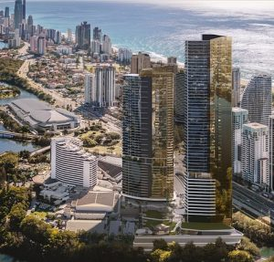 $400 Million Hotel & Residential Tower – Broadbeach, Gold Coast