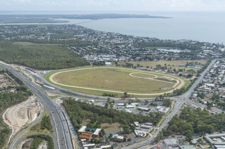Master Planning & Design Phase – Deagon Racecourse