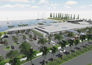 Revised Shopping Precinct Design – Lakeview Promenade, Newport