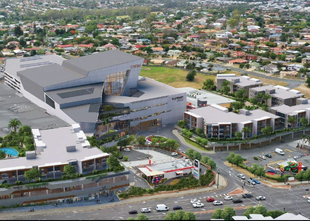 Shopping Centre Expansion & Residential Apartments – Wynnum Plaza