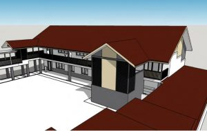 New Class Room Building & Library Extension – St Pius V Primary School, Banyo