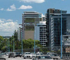 Residential & Heath Care Towers – St Vincent's Private Hospital, Kangaroo Point