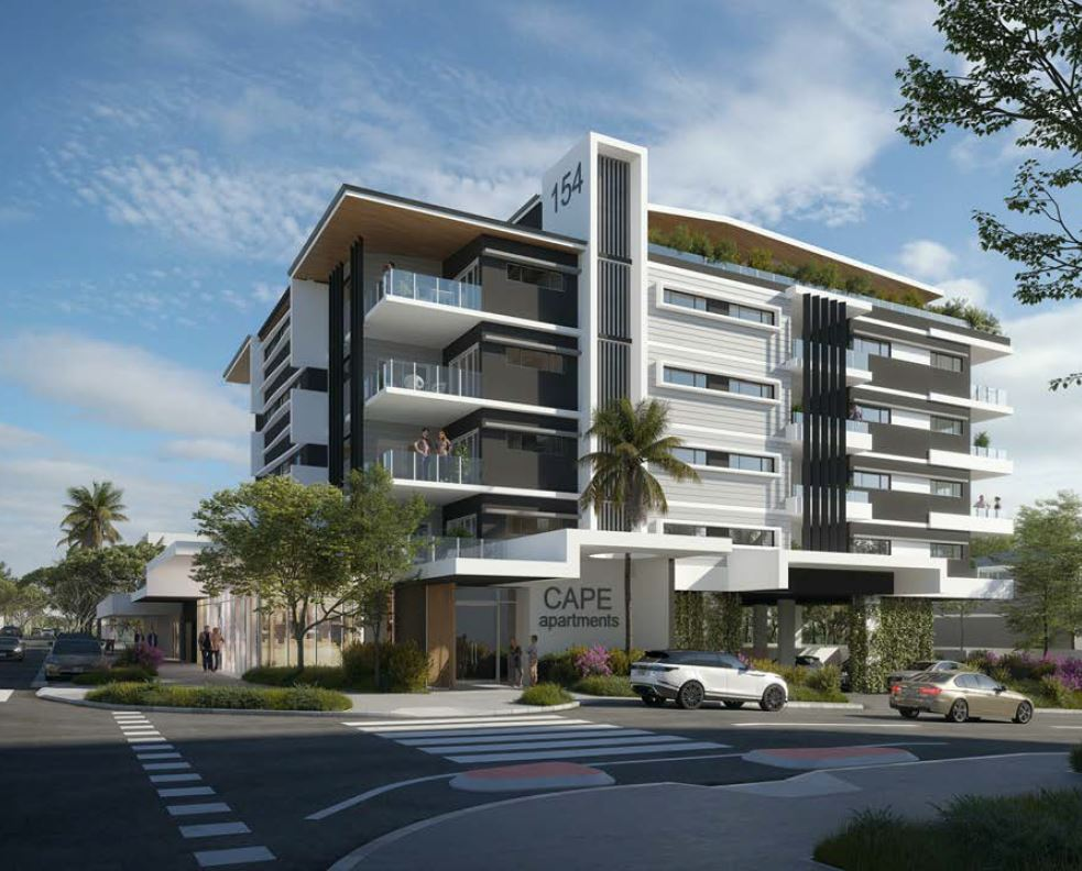 Multiple Dwellings & Retail – Bay Terrace, Wynnum