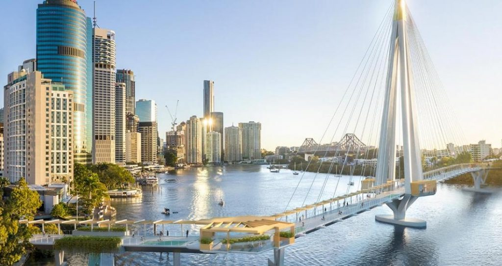 Green Bridge Design – Kangaroo Point, Brisbane