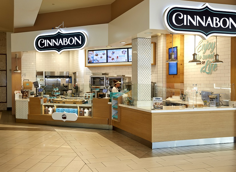 Cinnabon Opens 14 December – Toombul Shopping Centre
