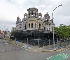 Partial Building Demolition – Broadway Hotel, Woolloongabba