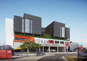 $460 Million Hospital Expansion – Meadowbrook, Logan