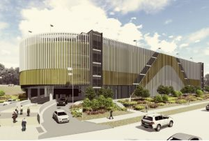 $44 Million Train Station Carpark Upgrade – Springfield Central, Ipswich