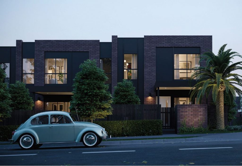 Azure Townhouses – 133 Government Road, Richlands