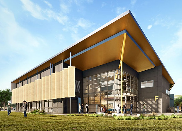 $5.8 Million Engineering Building Expansion – USQ Springfield, Ipswich