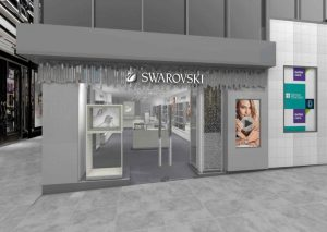 Swarovski Store – Queen Street, Brisbane City