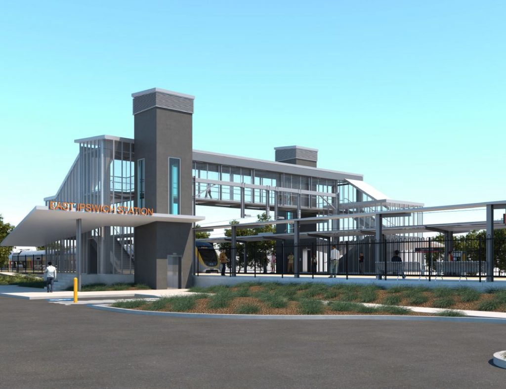 East Ipswich Train Station Accessibility Upgrade