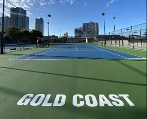 $1.3 Million Tennis Centre – Southport, Gold Coast